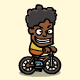 Cartoon Bikers Animation  - ActiveDen Item for Sale