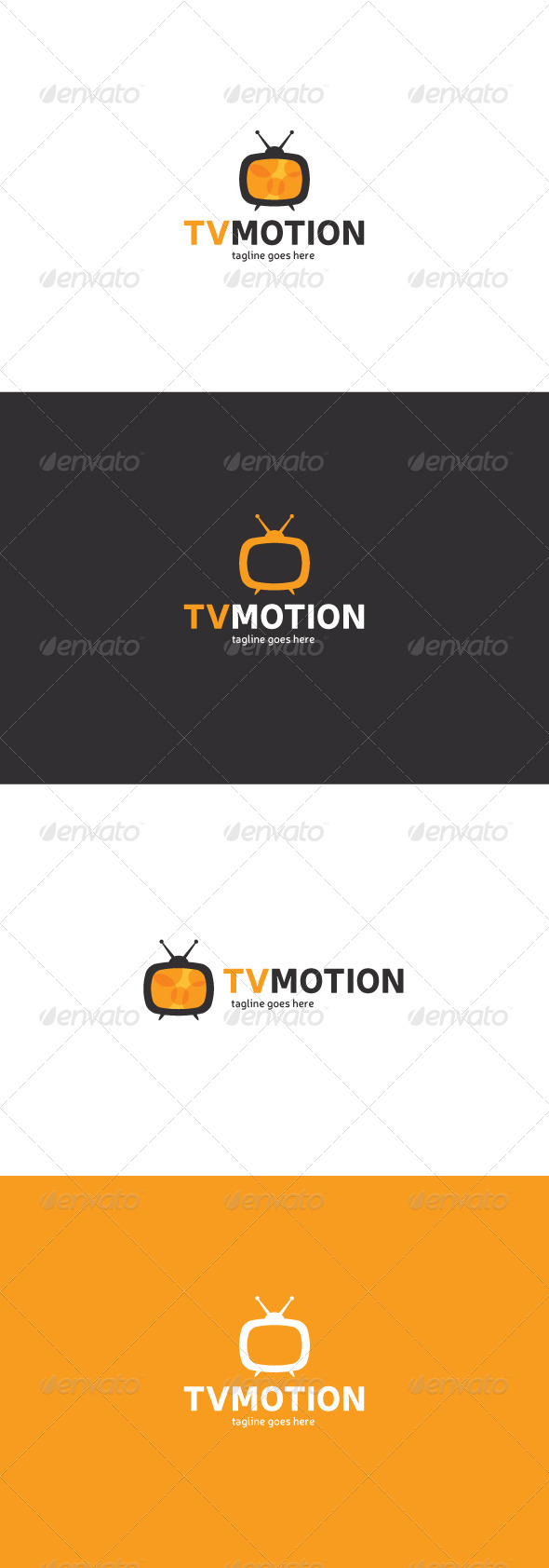 GraphicRiver TV Motion Logo 8217958