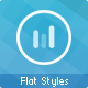 Flat Styles Addon for SocialBox - CodeCanyon Item for Sale