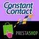 Prestashop Constant Contact Subscription