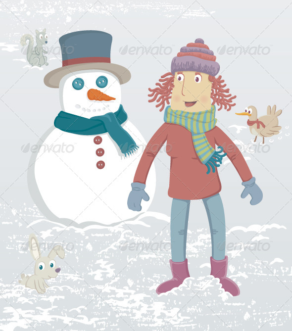 GraphicRiver Winter 8228361