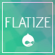 Flatize - Shopping & eCommerce Drupal Theme - ThemeForest Item for Sale