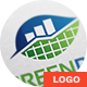 Green Biz Logo Template - GraphicRiver Item for Sale