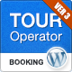 Tour Operator: WP theme with Reservation System - Directory & Listings Corporate