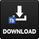 Facebook Download Responsive Application