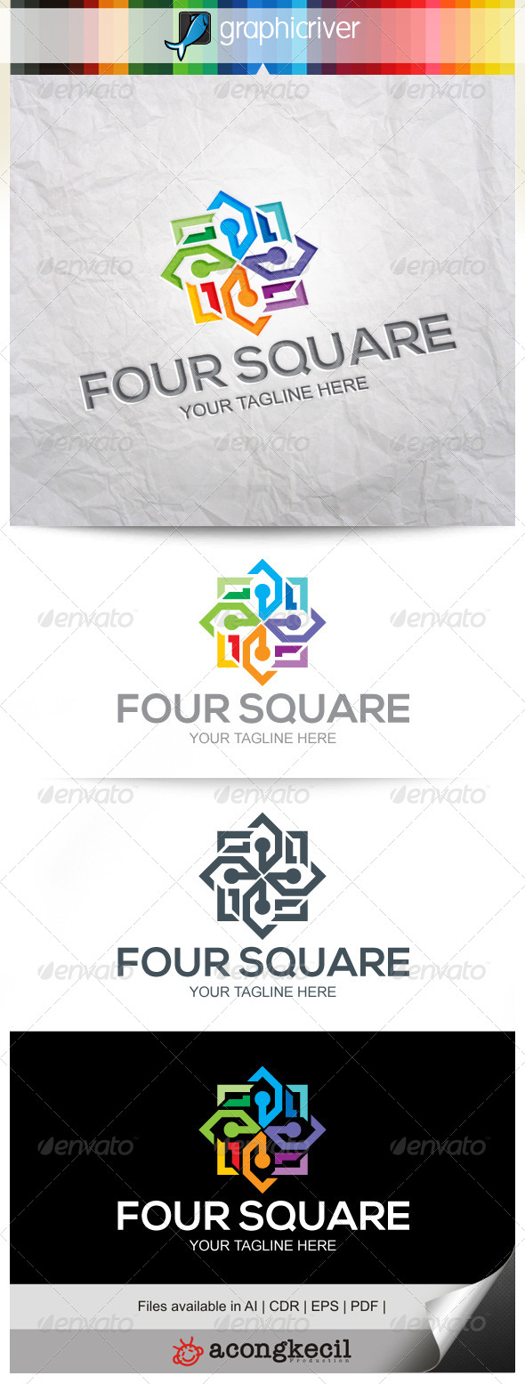GraphicRiver Fusion Square V.2 8229845