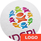 Kids Play Logo Template - GraphicRiver Item for Sale