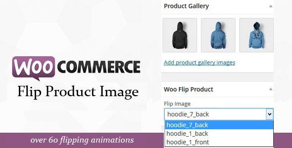 WooCommerce Flip Product Image