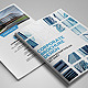 Corporate Bi-Fold Brochures Template 6 - GraphicRiver Item for Sale