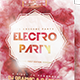 Futuristic Electro Party Flyer Templates - GraphicRiver Item for Sale