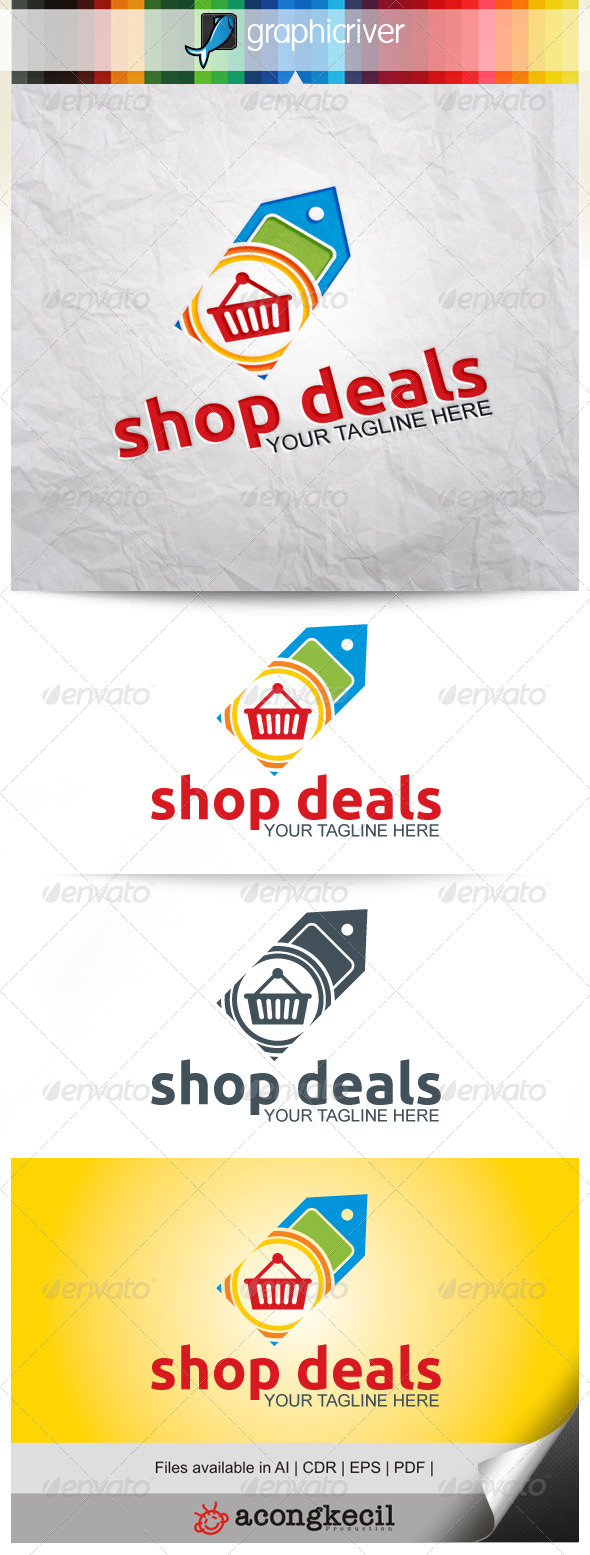GraphicRiver Shop Deals 8230387