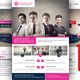 Best Business Team Flyer Template - GraphicRiver Item for Sale