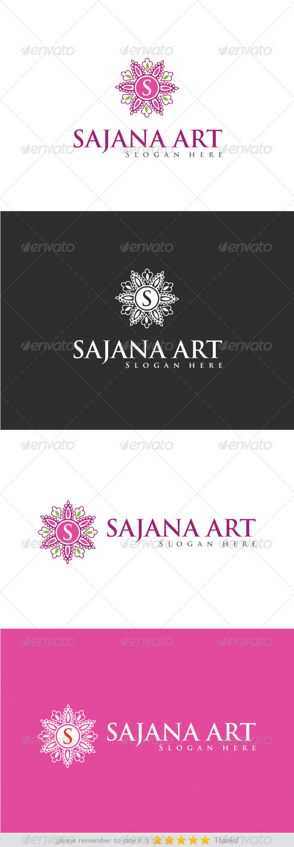 GraphicRiver Sajana Art 8230451