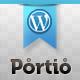Portio - Business/Portfolio WordPress Theme