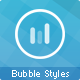 Bubble Styles Addon for SocialBox - CodeCanyon Item for Sale
