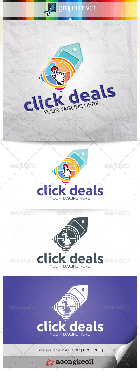 GraphicRiver Click Deals 8231127