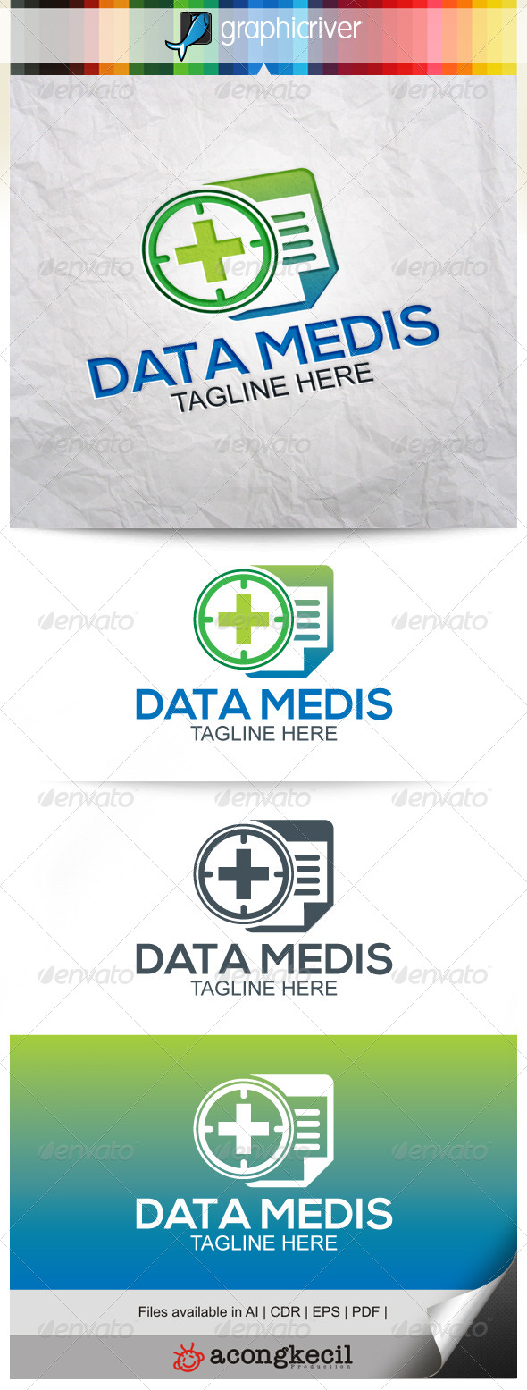 GraphicRiver Data Medis 8231170