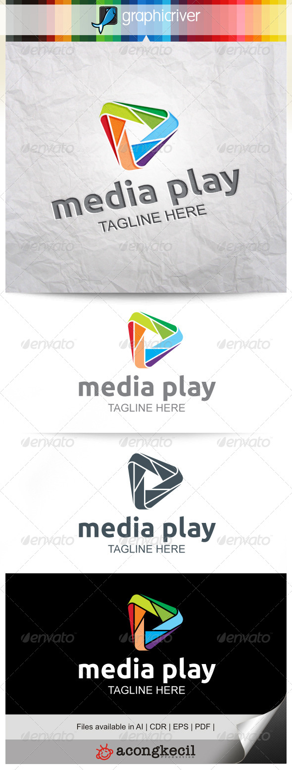 GraphicRiver Media Play 8231315