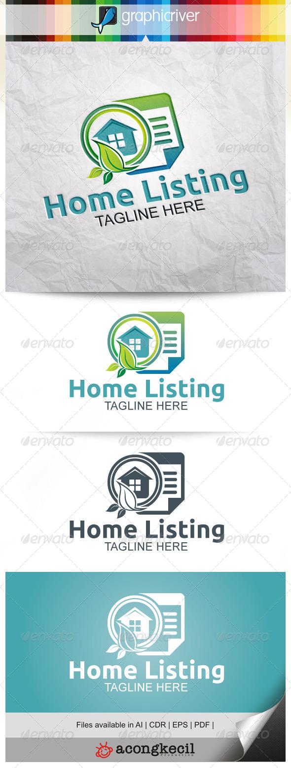 GraphicRiver Home Listing 8231360