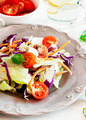 Fresh and Healthy Salad