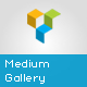 Visual Composer Add-on - Medium Gallery and Ribbon