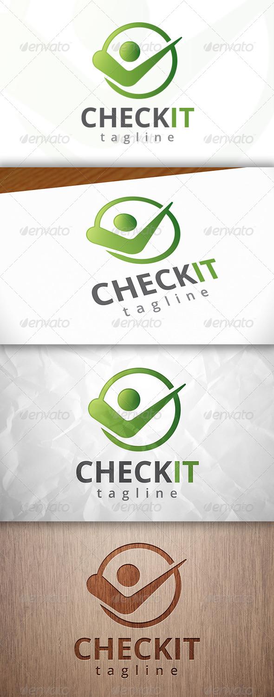 GraphicRiver Check Logo 8231990