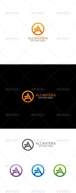 GraphicRiver A Letter Logo 8231996