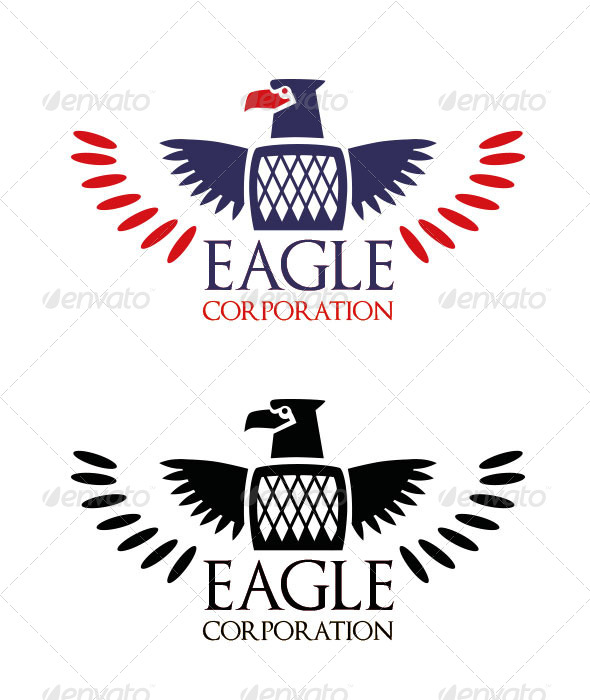 GraphicRiver Eagle Logo 8205622