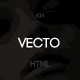 Vecto - Multipurpose, Onepage, Parallax Theme - ThemeForest Item for Sale