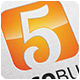 Cinco Bucks Logo Template - GraphicRiver Item for Sale