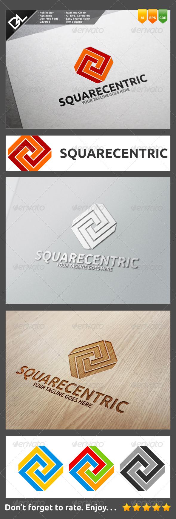 GraphicRiver Squarecentric 8232187