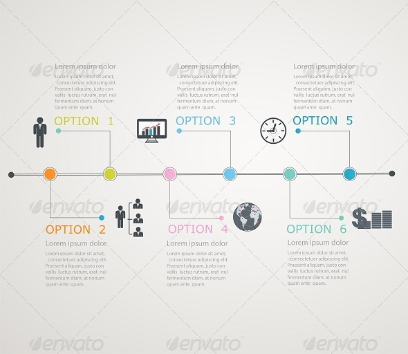 GraphicRiver Timeline 7778721