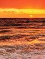 Beautiful sunset over sea - PhotoDune Item for Sale