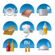 Cooking Icon Set - GraphicRiver Item for Sale
