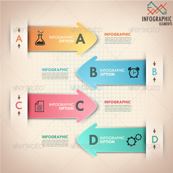 GraphicRiver Modern Infographic Options Template 8232913