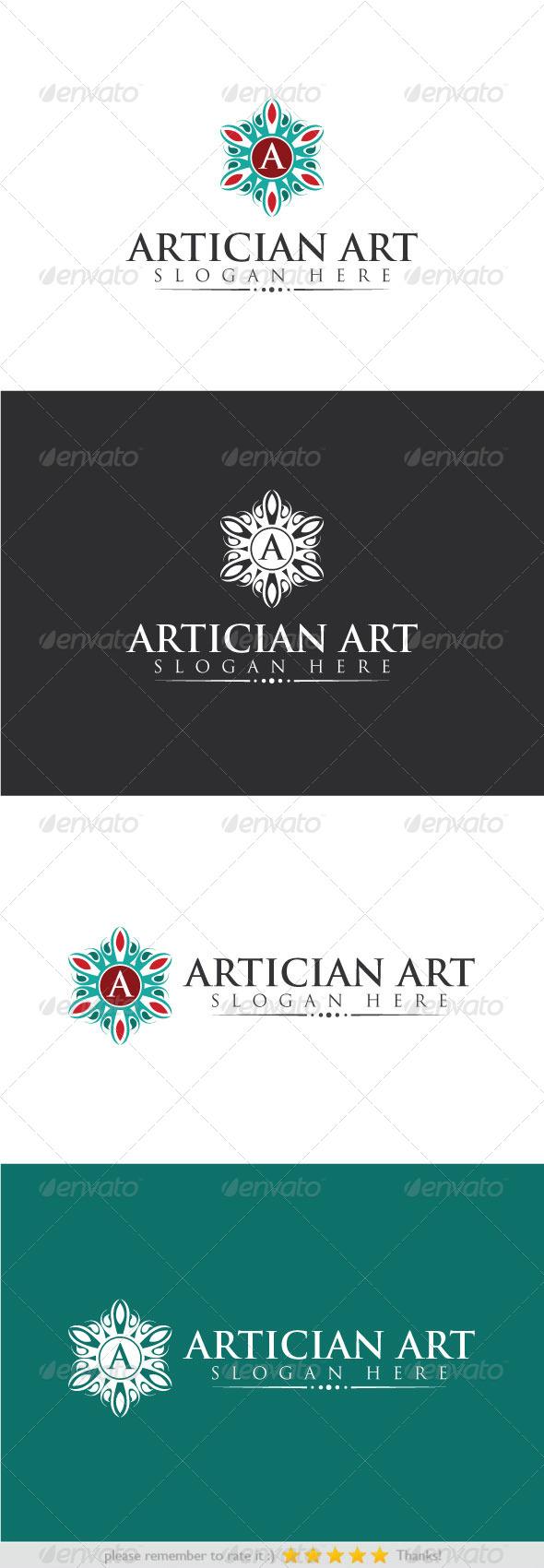 GraphicRiver Artician Art 8233443