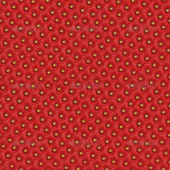GraphicRiver Seamless Realistic Strawberry Texture 8233761
