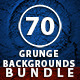 Grunge Backgrounds Bundle Vol.2 - GraphicRiver Item for Sale