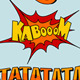Comic Book Explosion - GraphicRiver Item for Sale