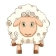 Cartoon Sheep - GraphicRiver Item for Sale