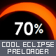 Cool Eclipse Preloader - ActiveDen Item for Sale