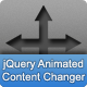jQuery Animated Content Changer - CodeCanyon Item for Sale