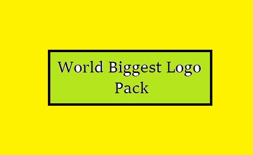 Pack World Biggest Pack Stlings Logos