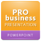 PRObusiness Powerpoint Presentation - GraphicRiver Item for Sale