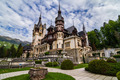 Pales Castle in Sinaia Romania - PhotoDune Item for Sale