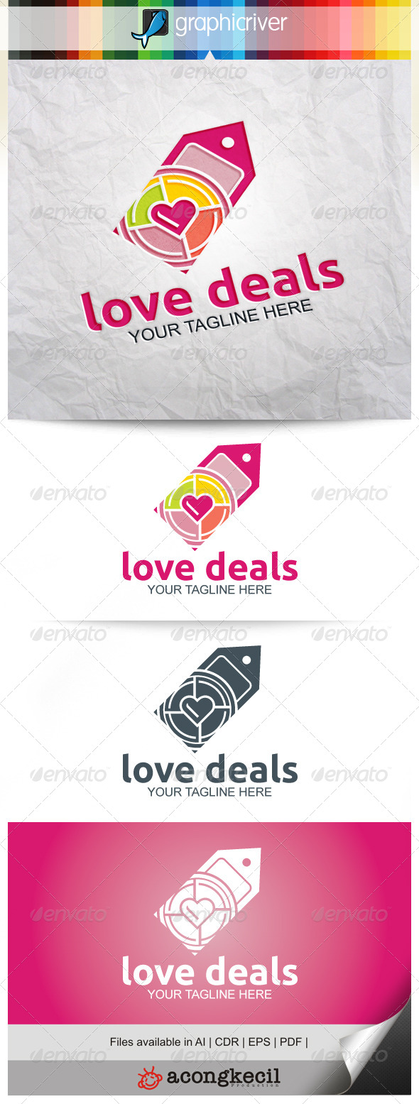 GraphicRiver Love Deals 8238426