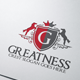 Greatness Logo - GraphicRiver Item for Sale