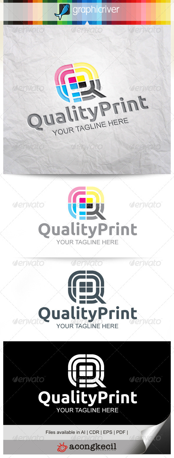 GraphicRiver Quality Print 8239963