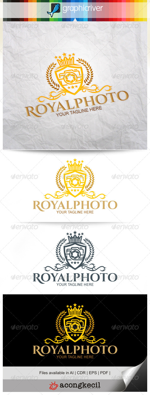 GraphicRiver Royal Photo 8240237