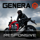 Genera - Responsive Magento Sport Theme - ThemeForest Item for Sale